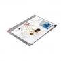 Lefűzhető tasak -411200- A4/200mic ZIP ESSELTE <5db/csom>