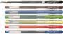 Zselés toll -UM-100- 0,7mm /betét:UMR-7/ LILA UNI <12db/dob>
