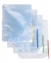 Genotherm lefűzhető -55365- 105mic KÉK szélű VÍZTISZTA ESSELTE